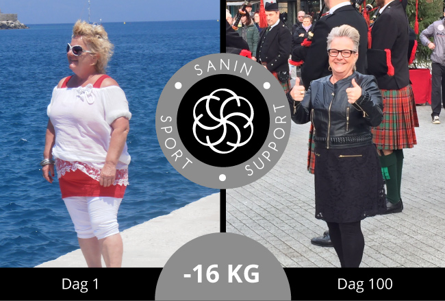 José verliest 16 kilogram op 100 dagen door personal training
